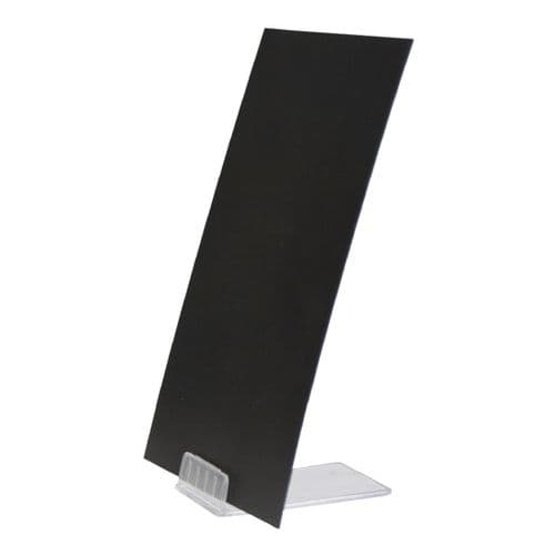Display Holders for Securit Mini Chalkboard Tags (CL310) (Pack of 10)